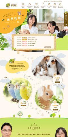 Food Web Design, Best Web Design, Blog Website Design, Homepage Design, Japan Design, Shop Layout, Animal Design, Design Reference, Banner Design