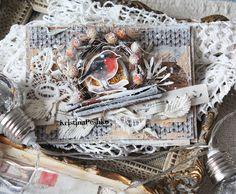 Design by Kristina Peshko: Рождественская открытка для VССC. Куда я пропала?