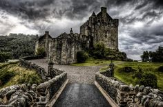The most iconic structure in Scotland has been home to bishops, colonels, and Sean Connery characters
