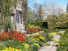 The Cottage Garden at Sissinghurst