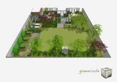 greencube garden and landscape design, UK: where's greencube working?