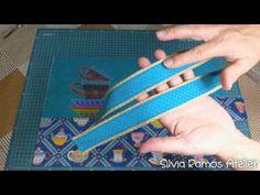 Capa para caderno - Silvia Ramos Atelier - YouTube