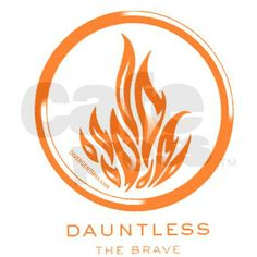 Dauntless Faction Decal on CafePress.com