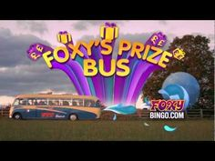 Head over to www.foxybingo.com from the 14th - 27th January to claim your GUARANTEED free prize! All you have to do is play my FREE Prize Bus Game! There are BPs, bonus cash and even TVs and Laptops to be won!         gambleaware.co.uk 18+
