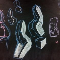 """Part of a blackboard lecture on how to think about volumes from my Inventive Drawing class at ArtCenter in Pasadena, CA. If you can really grasp this simple thing Figure Drawing, all drawing really, becomes much easier. Grasping means the ability to operate, to draw, while using the concept, not """" yeah, I get it"""". When referring to skills, it's the ability to do it that counts. """"Getting it"""" without the ability to use it is just a superficial understanding. Consider sports. In sports, actual…"""