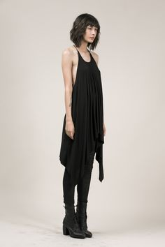 TRAPEZE HARNESS TUNIC – Sisters Of The Black Moon
