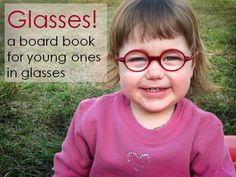 I have added a new reward level specifically for people who do not have a young child in glasses, or whose child has outgrown board books.  For $20, you can have a copy of the book sent to a preschool, daycare or library of your choice.  I'll include a resource sheet for parents and caregivers.  That way, the book and resources will be available when a family needs it!