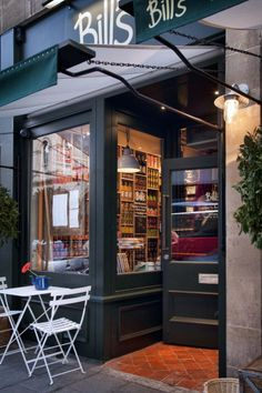 Cute outside look, for a nice café-or starter restaurant..... go online, search restaurants nearby, and pick a random new restaurant to go to.