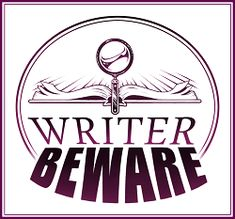 Writer Beware®: The  Blog: How Predatory Companies Are Trying to Hijack Your Publisher Search, Part 3
