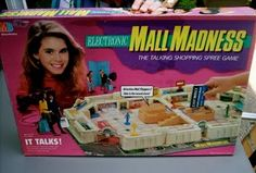 Who remembers this? I think I can safely blame my parents for starting my love of shopping