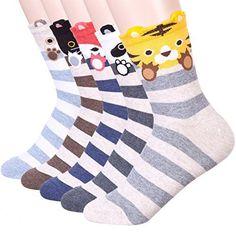 Dani's Choice Pet Animal Print Socks