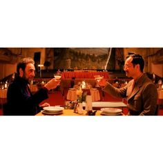 grand budapest hotel dinner google search camera  the grand budapest hotel 2014 ❤ liked on polyvore