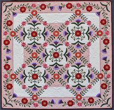 Scottish Dance by Linda Steele.  In:  500 Traditional Quilts (2014), edited by Karey Patterson Bresenhan