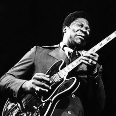 B.B. King. (Charlie Gillett Collection/Redferns/Rolling Stone)