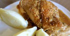 Lapin à la moutarde - recette du lapin à la moutarde (cuisson en ragoût) - Recette par Chef Simon