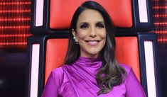 Stylist sobre looks de Ivete Sangalo no 'The Voice': 'Gravidez foi desafio'