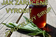 Vyzkoušeno v praxi. Korn, Drink Sleeves, Life Is Good, Herbalism, Herbs, Homemade, Canning, Drinks, Youtube