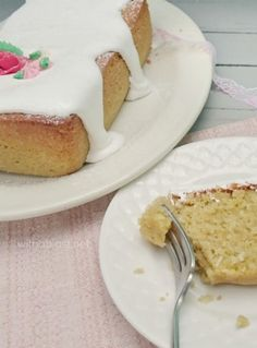 Easy, moist Coconut Cake with the most delicious, thick Frosting ~ perfect for Mother's Day or any other occasion