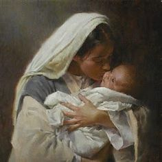 Mother and Child!! The Reason for the Season!!