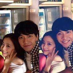 My favorite couple #moonchaewon #leeseunggi #goodbyemrblack #문채원 #이승기 #loveforecast #shininginheritance