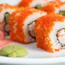 Receta de Sushi California