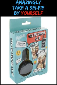 Buy Selfie Phone Clip today at IWOOT. We have great prices on gifts, homeware and gadgets with FREE delivery available. Phone Lens, Camera Phone, Top Tech Gifts, Gifts For Techies, Phone Clip, Technology Gifts, Wide Angle Lens, Online Gifts, Gadget