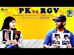 PK vs RGV a Short Film By Hello Guru Team.  Directed & Cinematography by - Prasad Janne