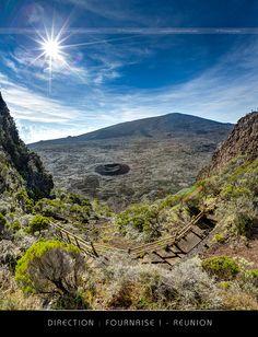 Direction: Fournaise ! - Ile de la Réunion   Flickr: partage de photos!