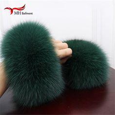 Cheap wrist warmers, Buy Quality fur cuffs directly from China fur wristbands Suppliers: High Quality Fox fur Cuffs Hot Sale Wrist Warmer Genuine Fox Fur Cuff Arm Warmer Lady Bracelet Real Fur Wristband Glove X#1