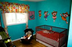 sock monkey baby bedding | Sock monkey nursery in Baby Bedding - Compare Prices, Read Reviews