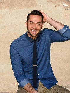 Zachary Levi by Eric Blackmon #zacharylevi #ericblackmon