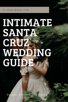 """Santa Cruz is such a beautiful place to say """"I Do"""" this guide is venues, vendors and more! Flora Gibson Photography Big Sur California wedding and elopement photographer Beach Elopement, Elopement Ideas, Elopement Inspiration, Big Sur California, California Wedding, Old Steam Train, Adventure Photography, Travel Photographer, Wedding Venues"""