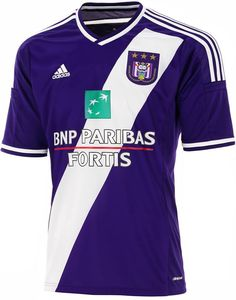 RSC Anderlecht home shirt 2014-2015