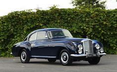 1953 Bentley R-Type Continental Sports Saloon  Chassis no. BC7C Engine no. BCC7