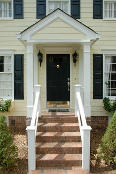 EXOVATIONS® Exterior Door Project - O\u0027Brien Home AFTER Photo : door porch - Pezcame.Com