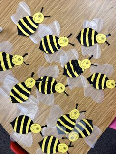 Buzzing about Bees!