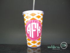 Fully Customizable Pattern Monogram Custom by Melshera on Etsy, $13.00