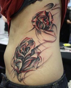 Different roses - 120 Meaningful Rose Tattoo Designs