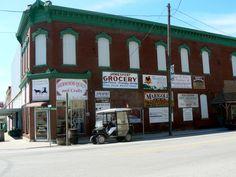 Jamesport, Missouri...Amish community