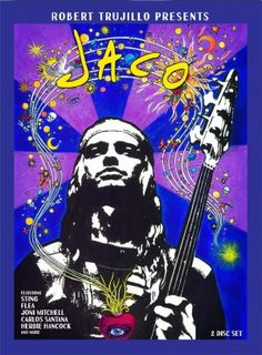 Jaco: The Film DVD