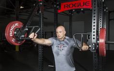 Rogue Monster Lever Arms | Rogue Fitness