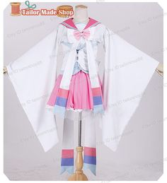 New Arrivel Pokemon Sylveon Gaun Cosplay costume custom-made Cosplay Outfits, Edgy Outfits, Anime Outfits, Cute Outfits, Sylveon Cosplay, Pokemon Cosplay, Costumes For Sale, Girl Costumes, Maid Costumes