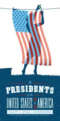 GigPosters.com - Presidents Of The United States Of America, The