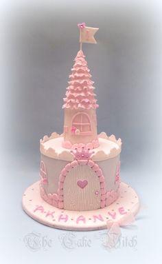 Mini Princess Castle in Pink