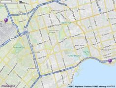 DRIVING DISTANCE FROM TORONTO TO PHILADELPHIA
