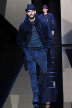 Giorgio Armani | Menswear - Autumn 2017 | Look 53