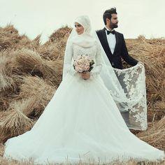 robe de mariée hijab - Google Search