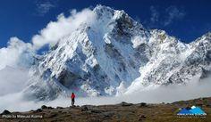 Island Peak Expedition, #Nepal