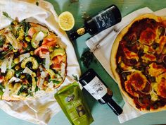 @lungiscorner gives a great option on a carb free pizza using a cauliflower base. have a look at www.lungiscorner.co.za/blog. Simply delicious #oliveit Vegetable Pizza, Great Recipes, Cauliflower, Food To Make, Zucchini, Pride, Vegetables, Blog, Birds