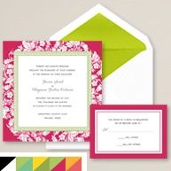 Pink Wedding Ideas Hot And Lime Green Make A Great Combo For Summer